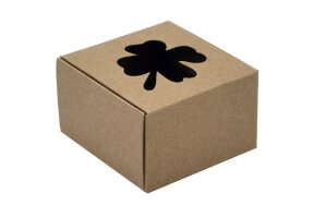 PAPER BOX CRAFT 6,2x6,2x4cm PACK/25